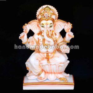 Marble Ganesha Statue in india